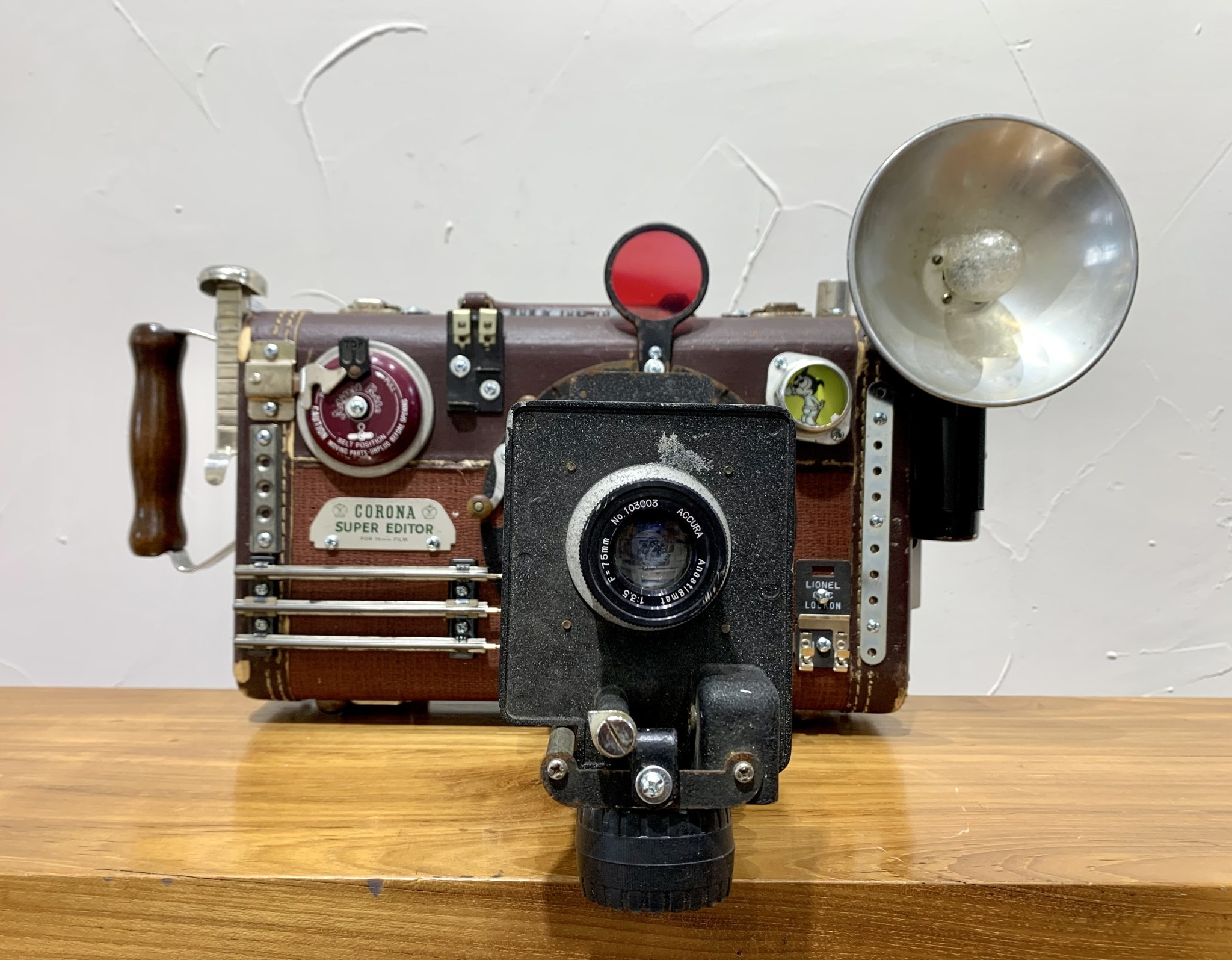 Corona Travel Camera