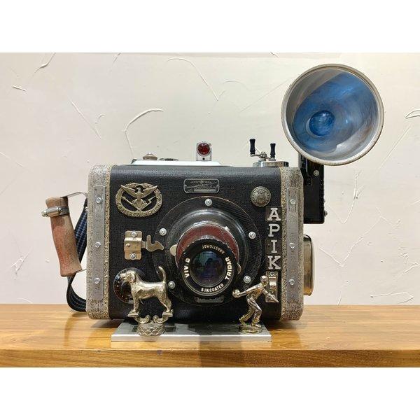 Apik Camera with Memory Holder