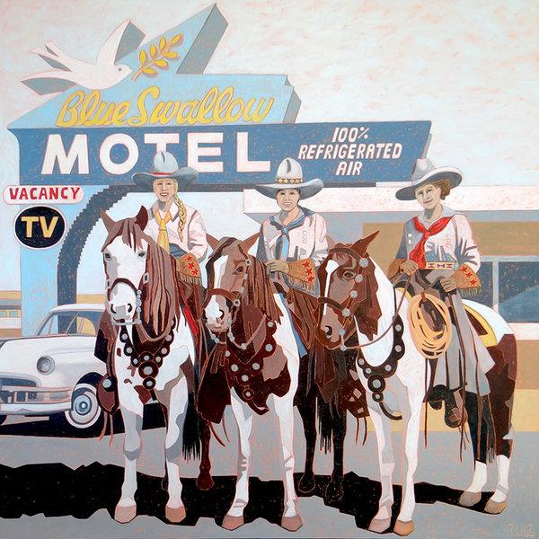 Paint Horse Posse