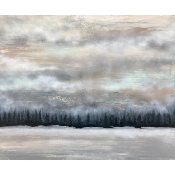Winter's Edge  *Sold*