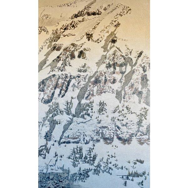The Elevens Chute - Oblivion Wall II *Sold*