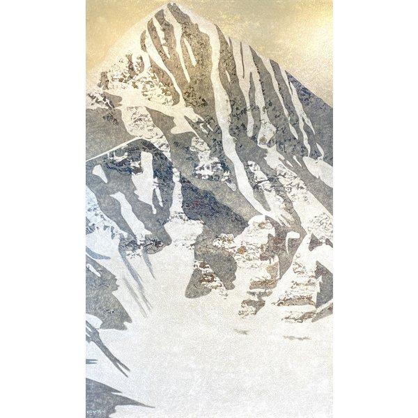 The North Chute - Wilson Peak II  *Sold*