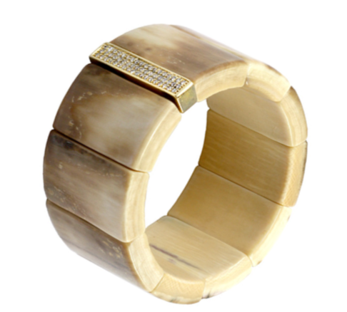 Large Mammoth Spacer Bracelet