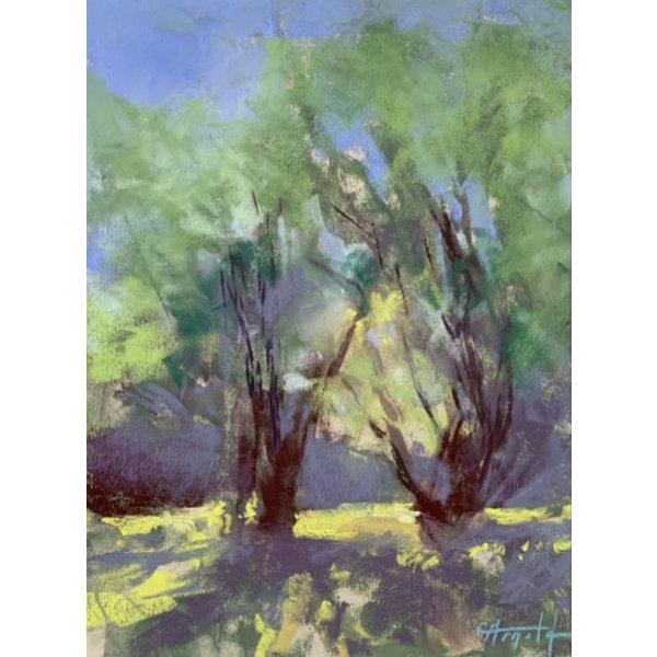 Tree Study  *Sold*