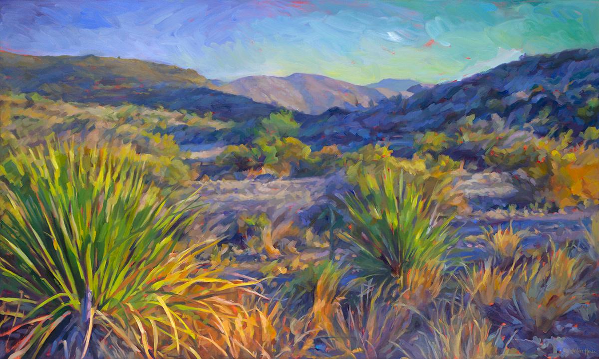 Pila Montoya, Big Bend Ranch