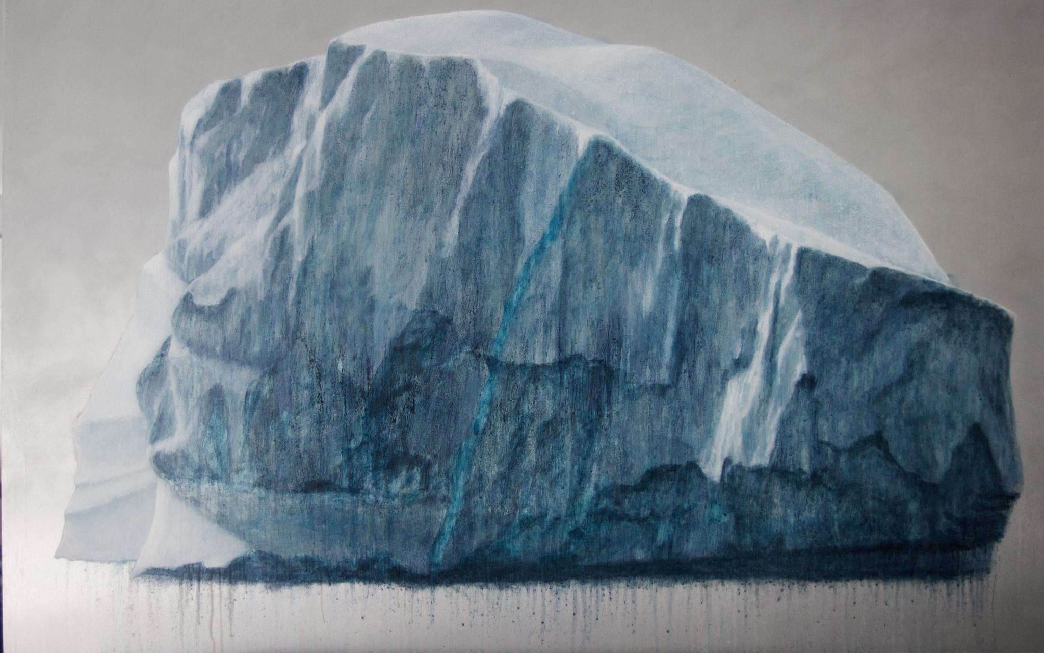 Melting Iceberg - Greenland I