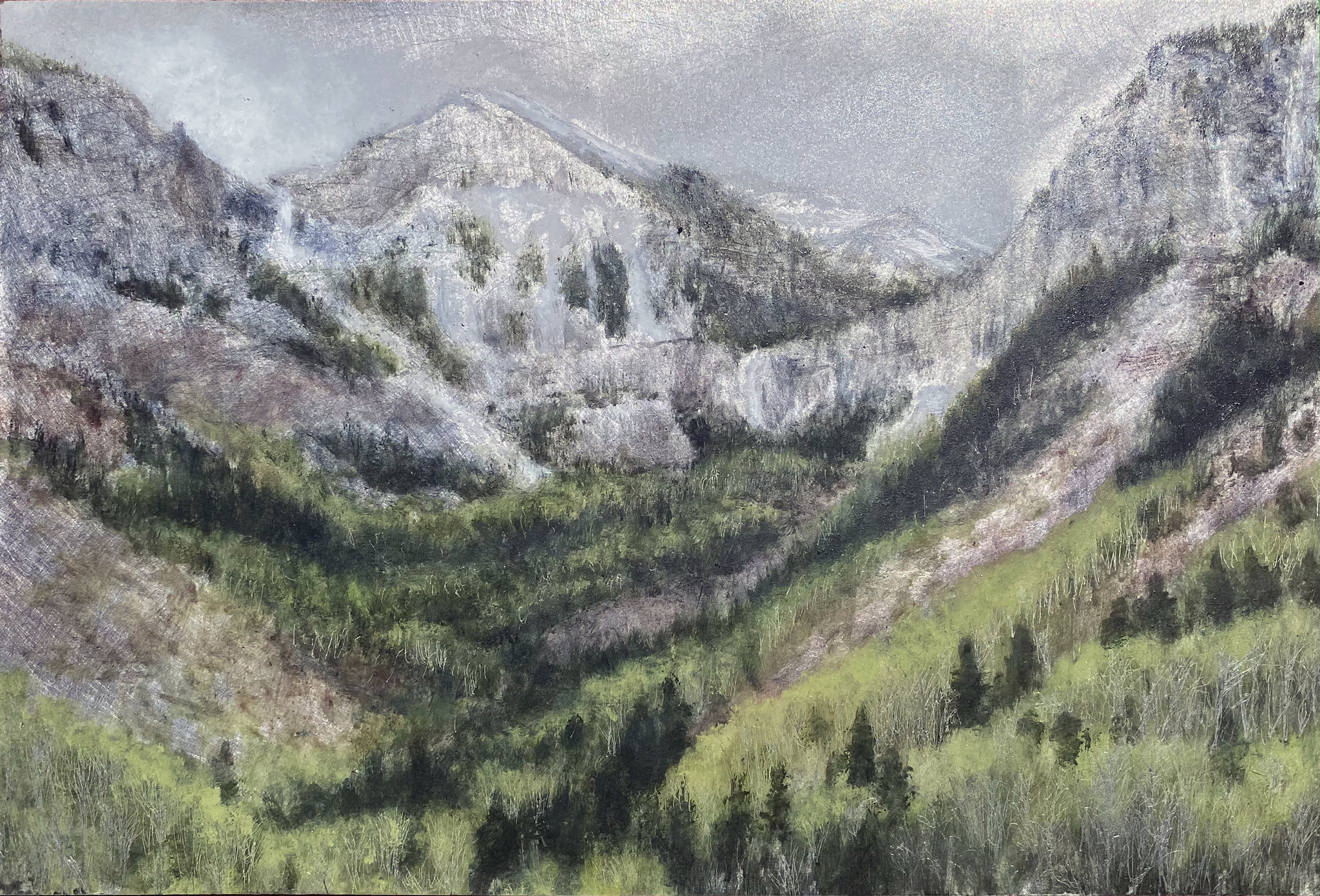 Telluride - Color and Texture