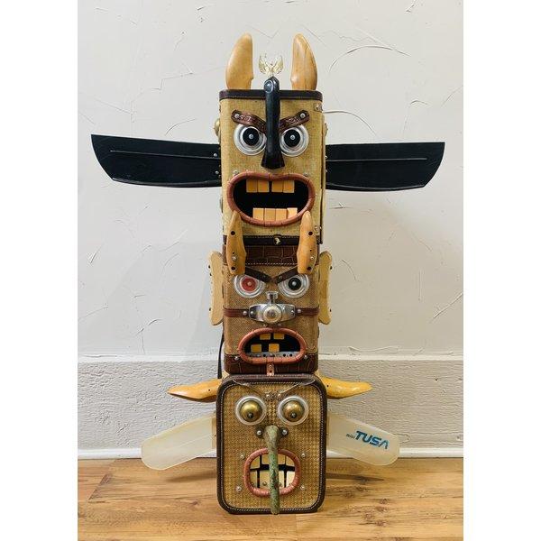 Bricolage Totem