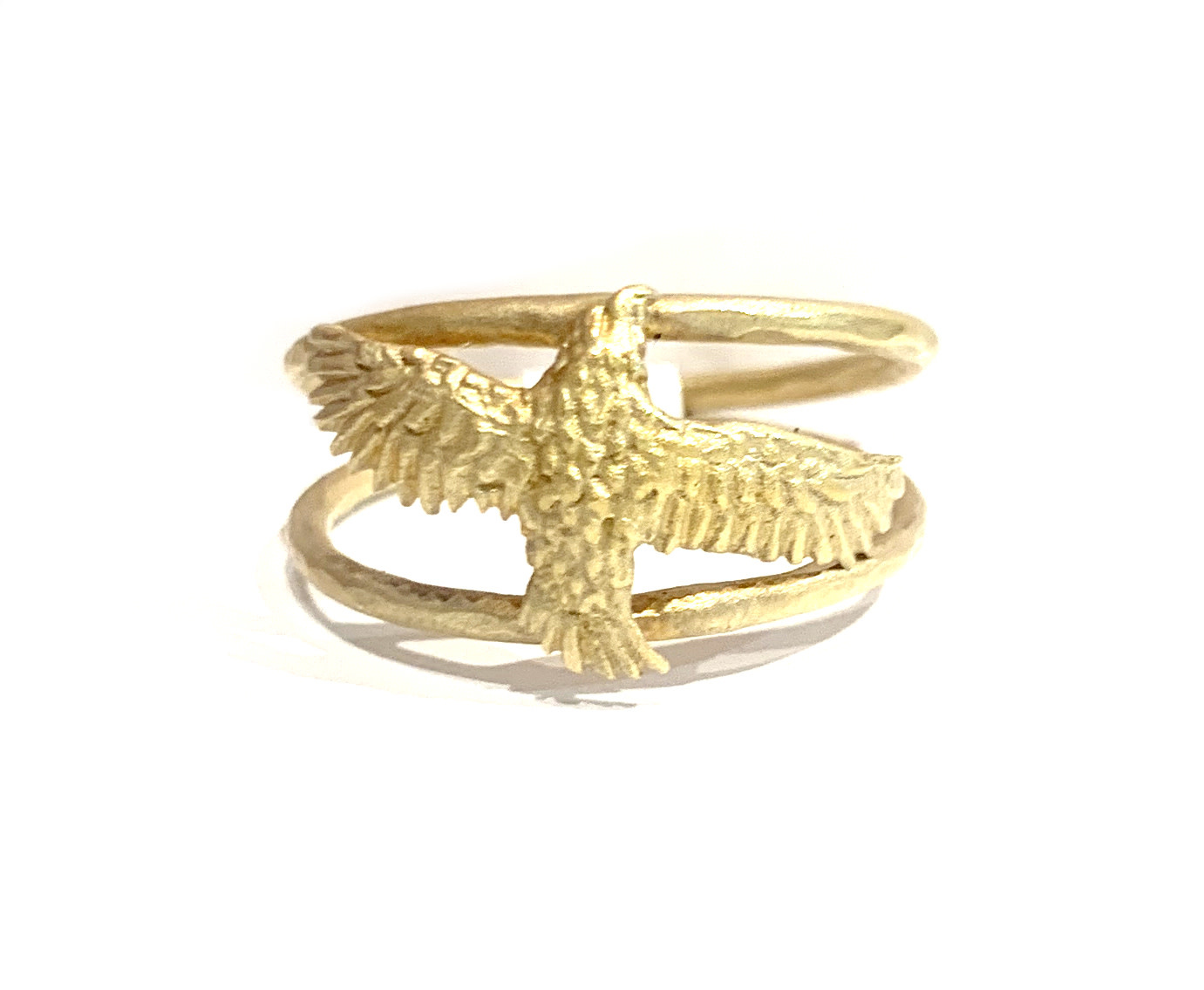 HBJ Double banded Bird of Prey ring
