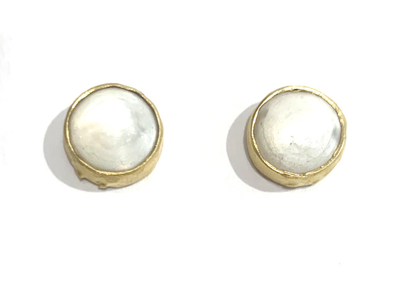 HBJ Mother of Pearl Studs