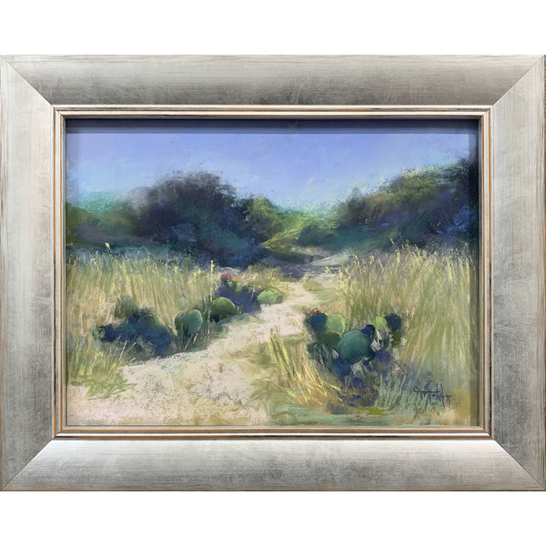 Hill Country Path  *Sold*