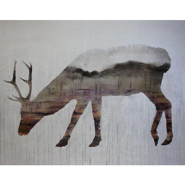 Silver Buck                                                                 *Sold*