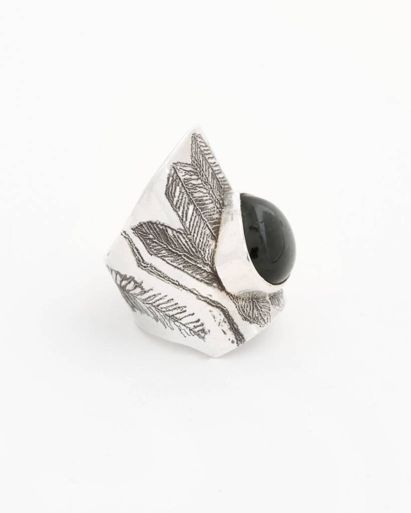 Feathers - Cutout Aztec Style