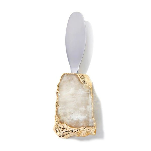 Kiva Spreader - Crystal + Gold