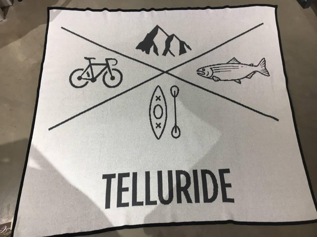 Telluride Summer Throw