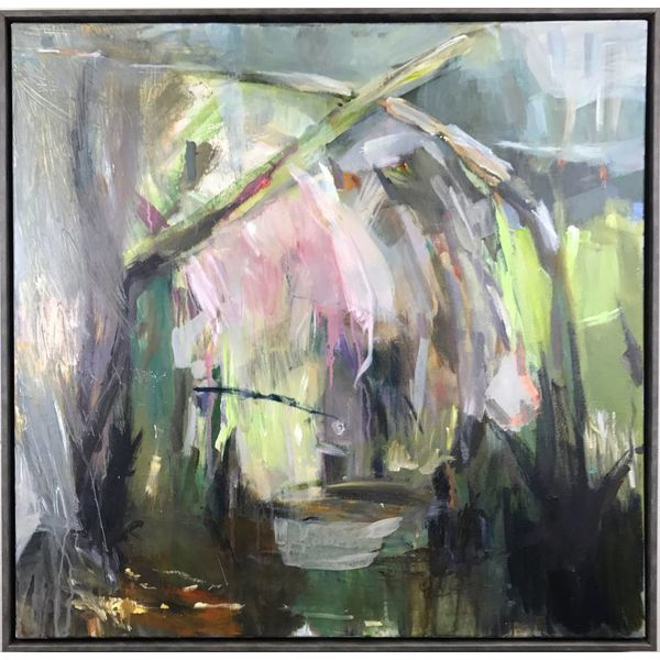 Memory of Some Place Imagined  *Sold*