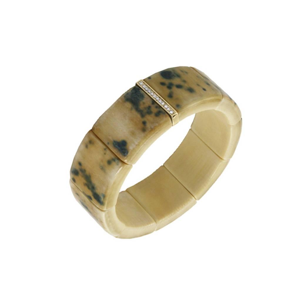 Medium Mammoth Spacer Bracelet