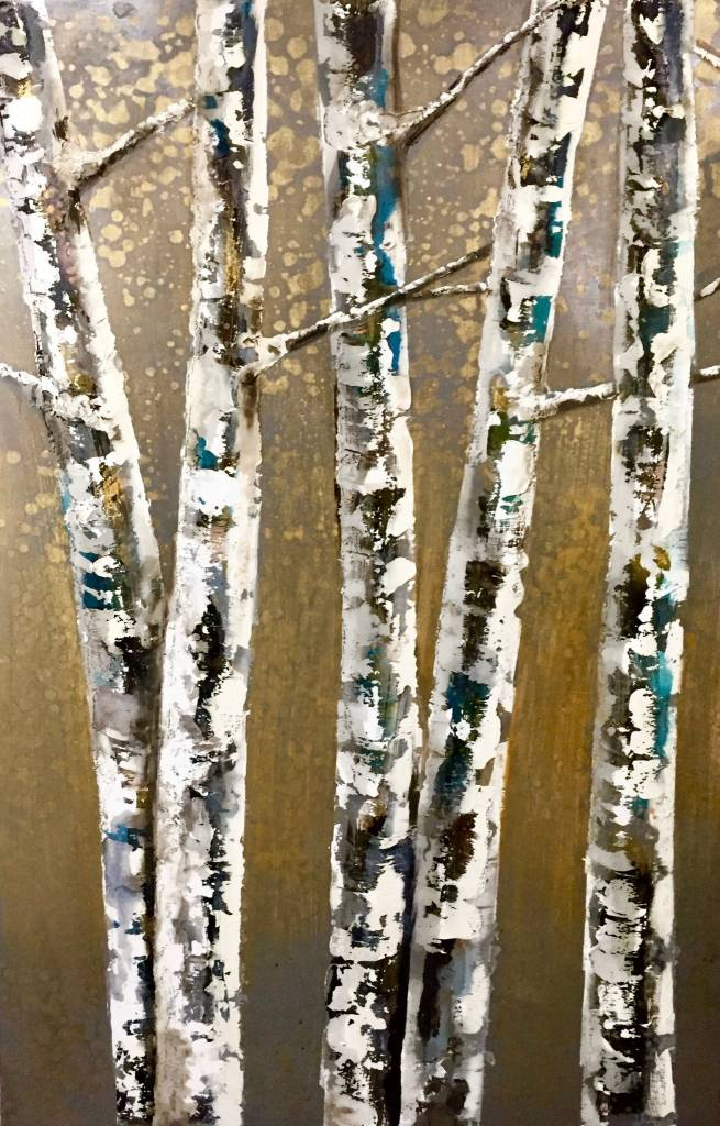 Snowswept Silver