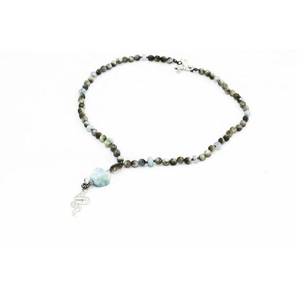 Eagle Eye Stone Necklace