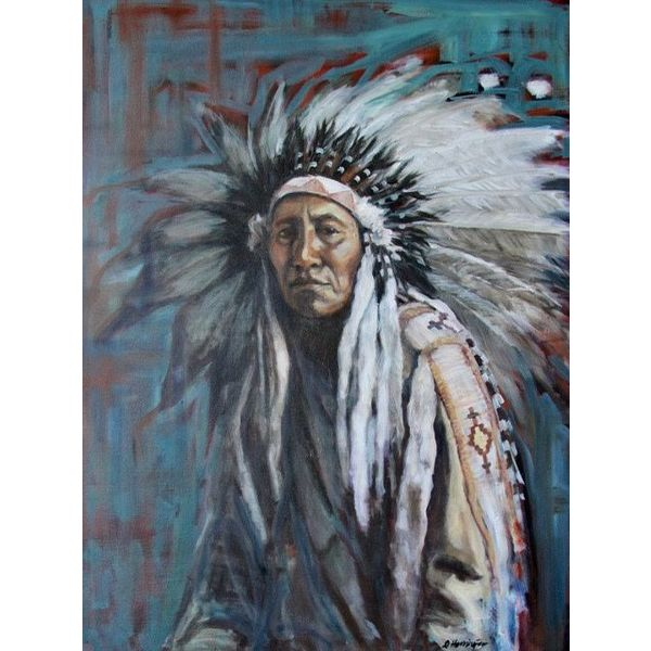 Black Foot Chief