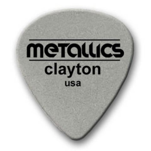 Clayton STAINLESS STEEL METALLICS STANDARD 3 PCS