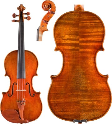 Dragon 20 Violin - an outstanding step out of student violins.