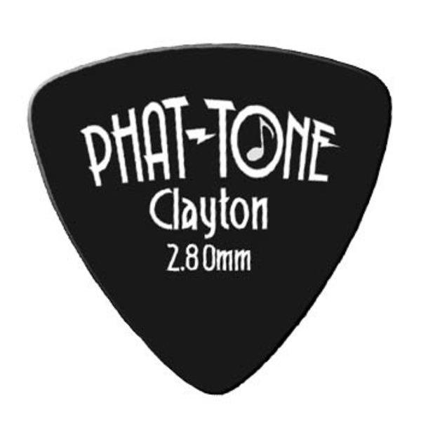 Clayton Clayton PHAT-TONE ROUNDED TRIANGLE 3PCS
