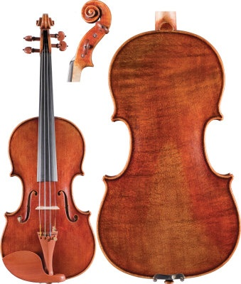 Dragon 10 Violin - a great 1st step out of student violins.