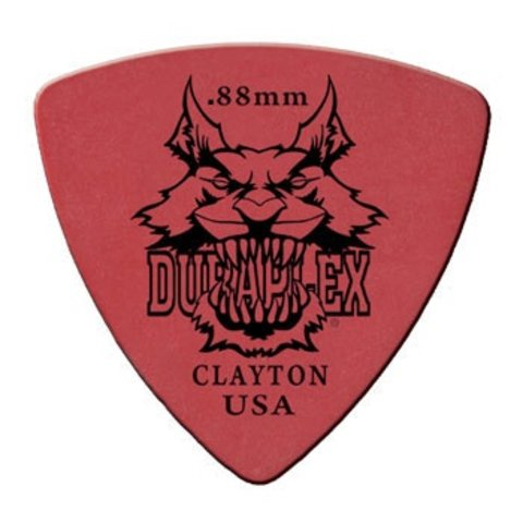 Clayton DURAPLEX ROUNDED TRIANGLE 1.14MM /72