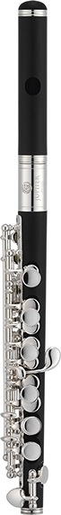 Jupiter Jupiter Piccolo ABS Resin Headjoint and Body, Silver-Plated Keys, conical bore, stainless steel springs, ABS molded case (KC-03CB)