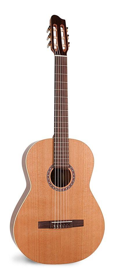 La Patrie La Patrie Concert Left-Handed Classical Guitar