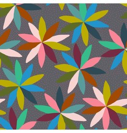 Anna Maria Horner Passionflower, Cartwheels in Jump, Fabric Half-Yards PWAH127