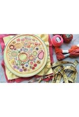 Dropcloth Samplers Sunshine Sampler, Embroidery Sampler from Dropcloth Samplers