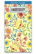 Picking Daisies Embroidery Pocket Guide
