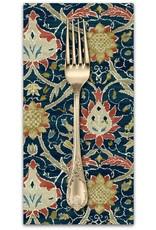 PD's William Morris Collection Morris & Co., Montagu Montreal in Medici, Dinner Napkin