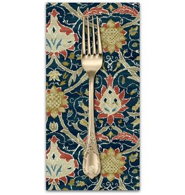 PD's William Morris Collection Morris & Co., Montagu Montreal in Medici, Dinner Napkin