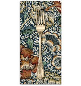 PD's William Morris Collection Morris & Co., Montagu Wandle in Forest, Dinner Napkin