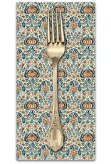 PD's William Morris Collection Morris & Co., Montagu Little Chintz in Forest, Dinner Napkin