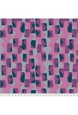 PD's Bookhou Collection Vestige, Tilli Rain in Magenta, Dinner Napkin