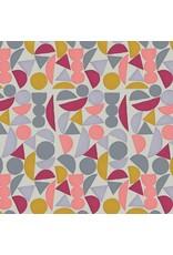 Bookhou ON SALE-Vestige, Free in Taffy, Fabric Half-Yards PWBH003