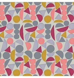 Bookhou ON SALE-Vestige, Free in Taffy, Fabric full-Yards PWBH003