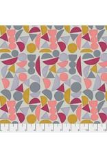 Bookhou Vestige, Free in Taffy, Fabric Half-Yards PWBH003