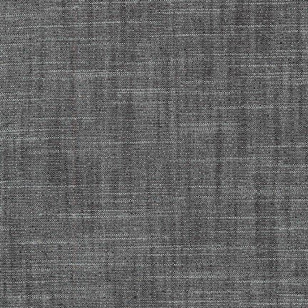 Robert Kaufman Manchester Metallic in Onyx, Fabric Half-Yards SRKM-15373-181