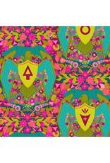 Alison Glass Road Trip, Flip in Quarter, Fabric Half-Yards A-8898-T