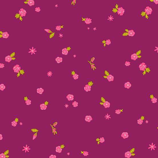 Alison Glass Road Trip, Daydream in Savvy, Fabric Half-Yards A-8903-E