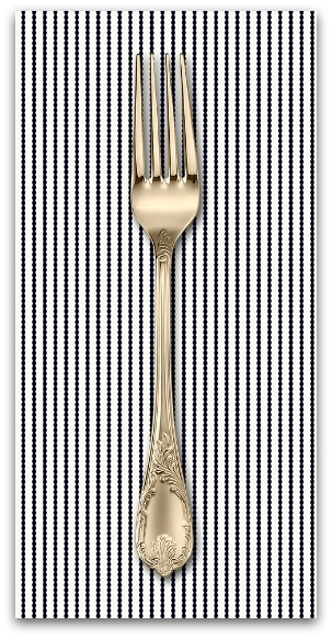 PD's Alison Glass Collection Road Trip, Union Jack in Happy, Dinner Napkin