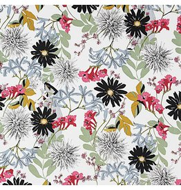 Alexander Henry Fabrics The Ghastlies, A Ghastlie Snip in Natural, Fabric Half-Yards 8717A