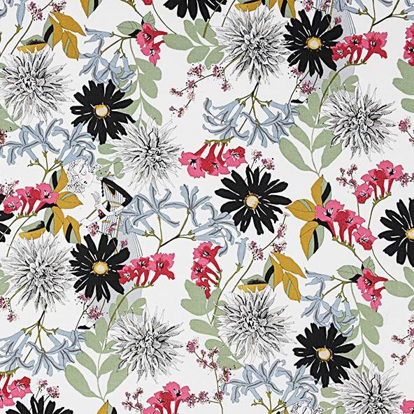 Alexander Henry Fabrics The Ghastlies, A Ghastlie Snip in Natural, Fabric Half-Yards 8717A