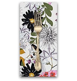 PD's Alexander Henry Collection A Ghastlie Snip in Snapdragon, Dinner Napkin