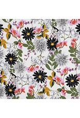 Alexander Henry Fabrics The Ghastlies, A Ghastlie Snip in Snapdragon, Fabric Half-Yards 8717B